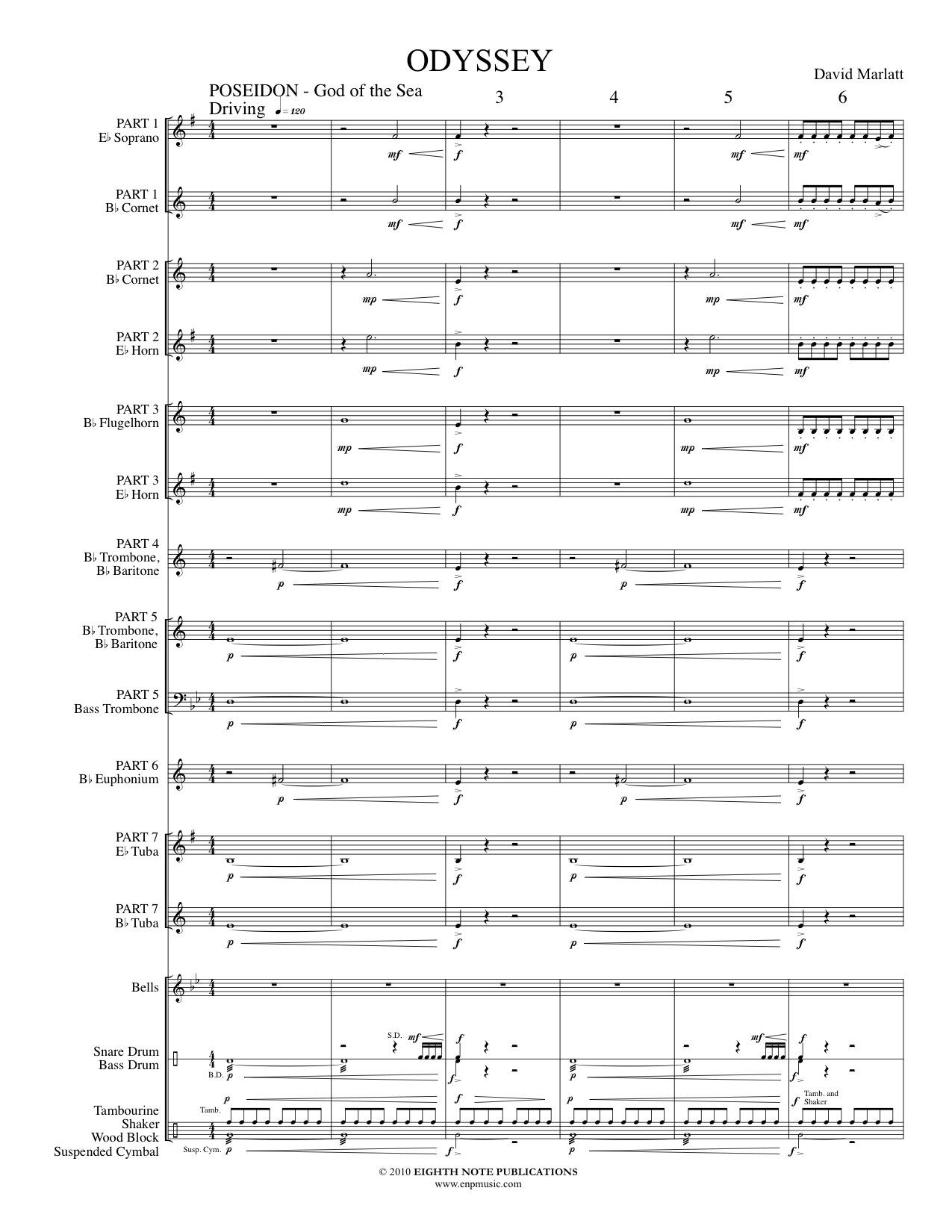 Odyssey - David Marlatt