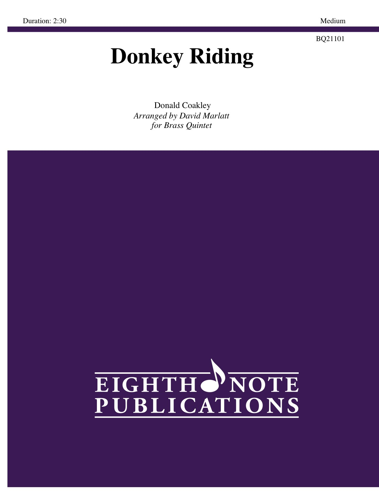Donkey Riding - Donald Coakley