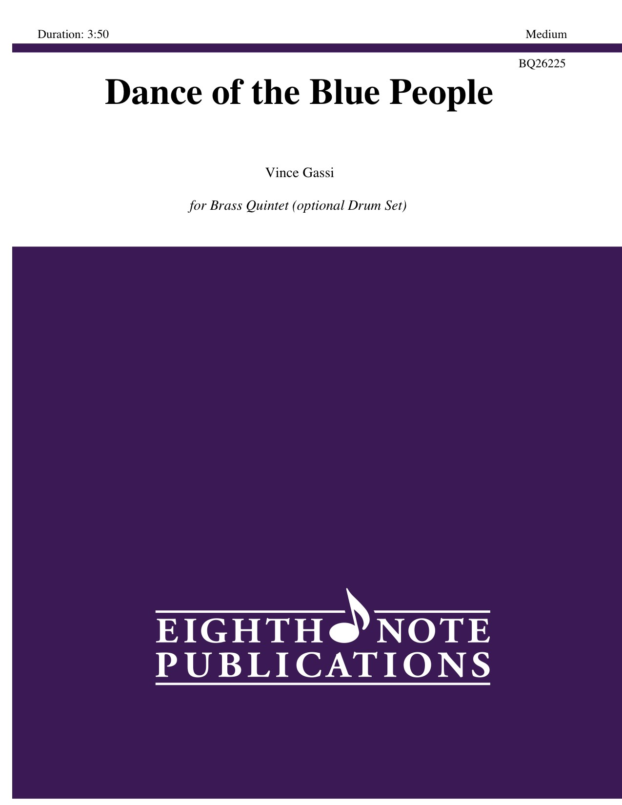 Dance of the Blue People - Vince Gassi