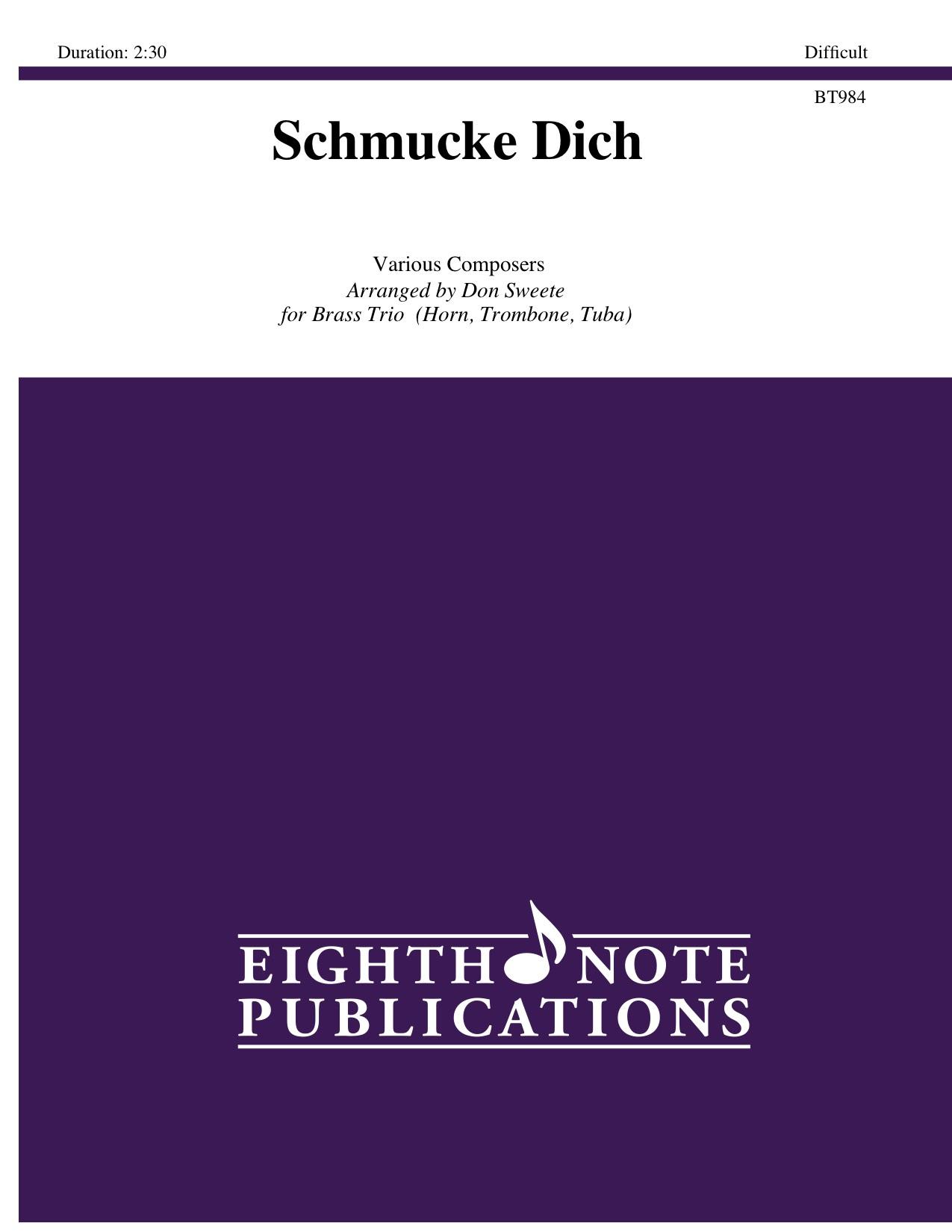 Schmucke Dich -  Various