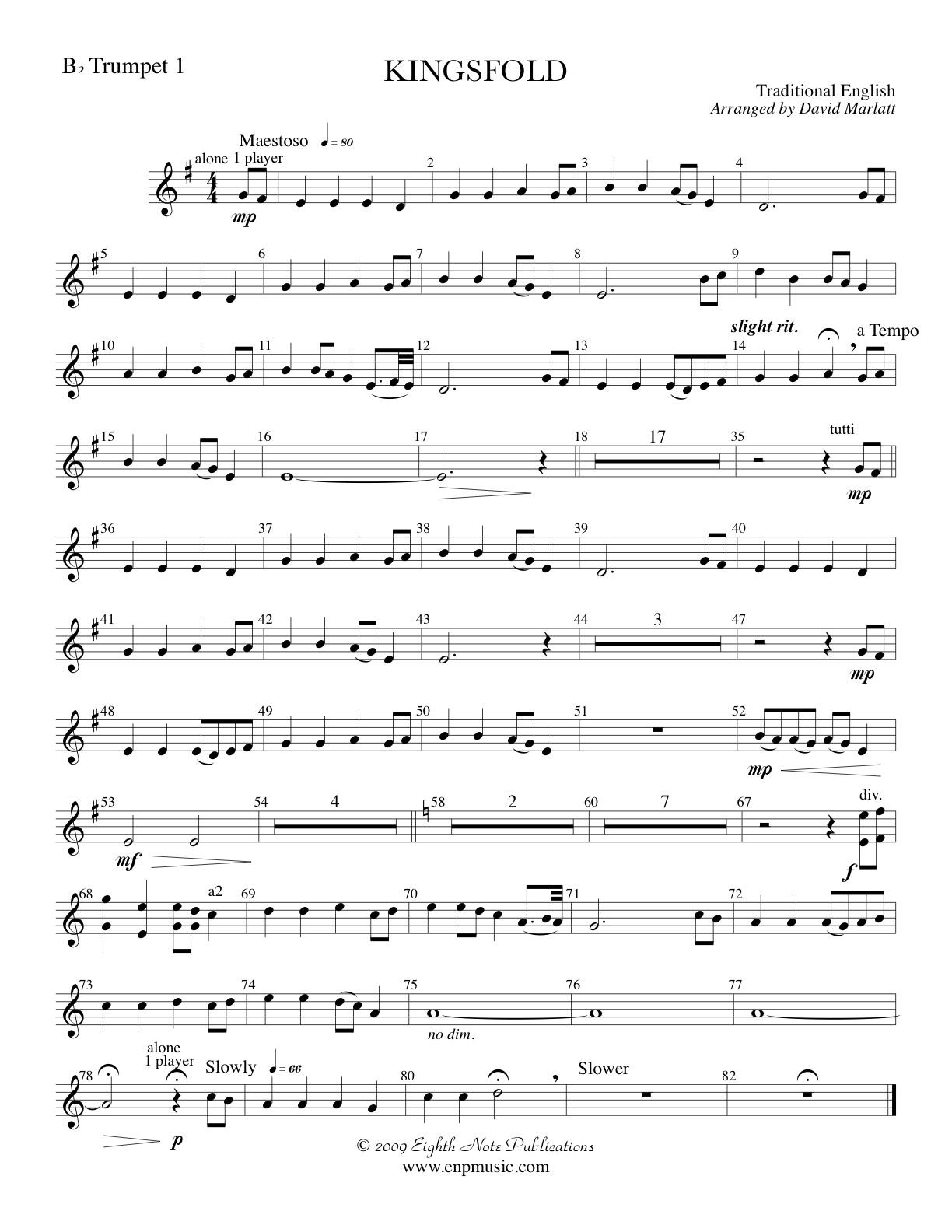 Kingsfold -  Traditional English Folk Song