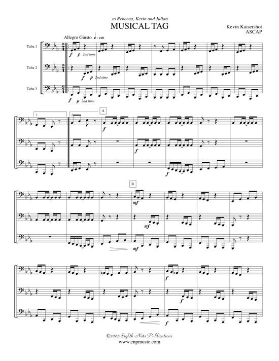 Musical Tag - Kevin Kaisershot