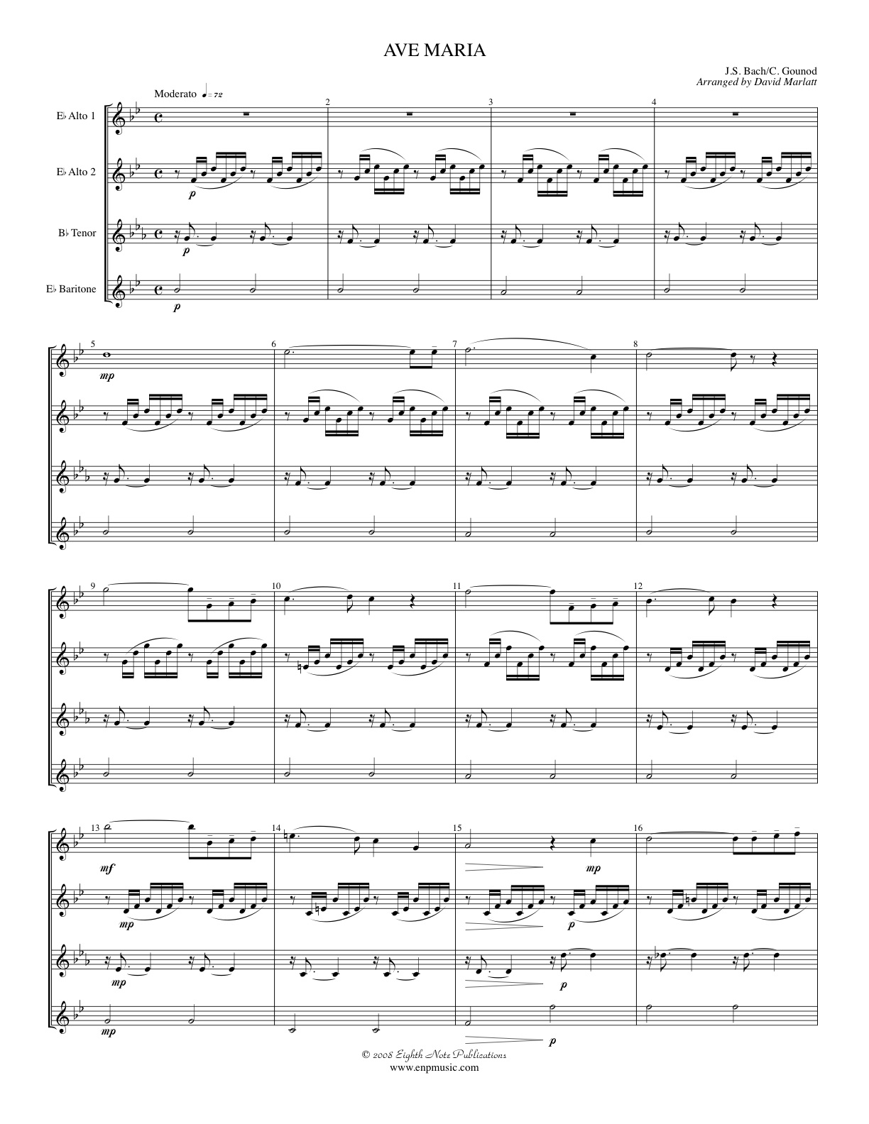 Ave Maria - Charles Gounod
