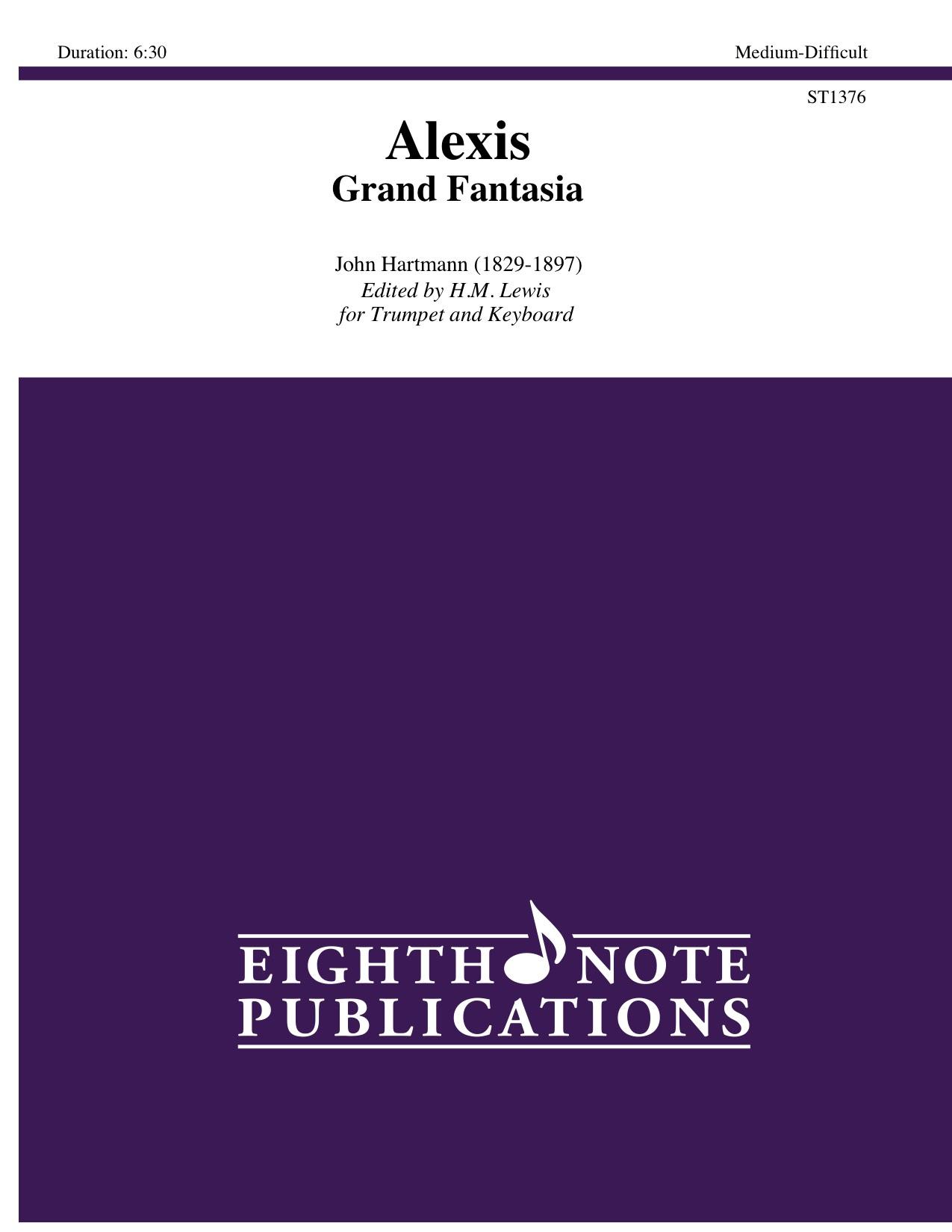Alexis - Grand Fantasia - John Hartmann