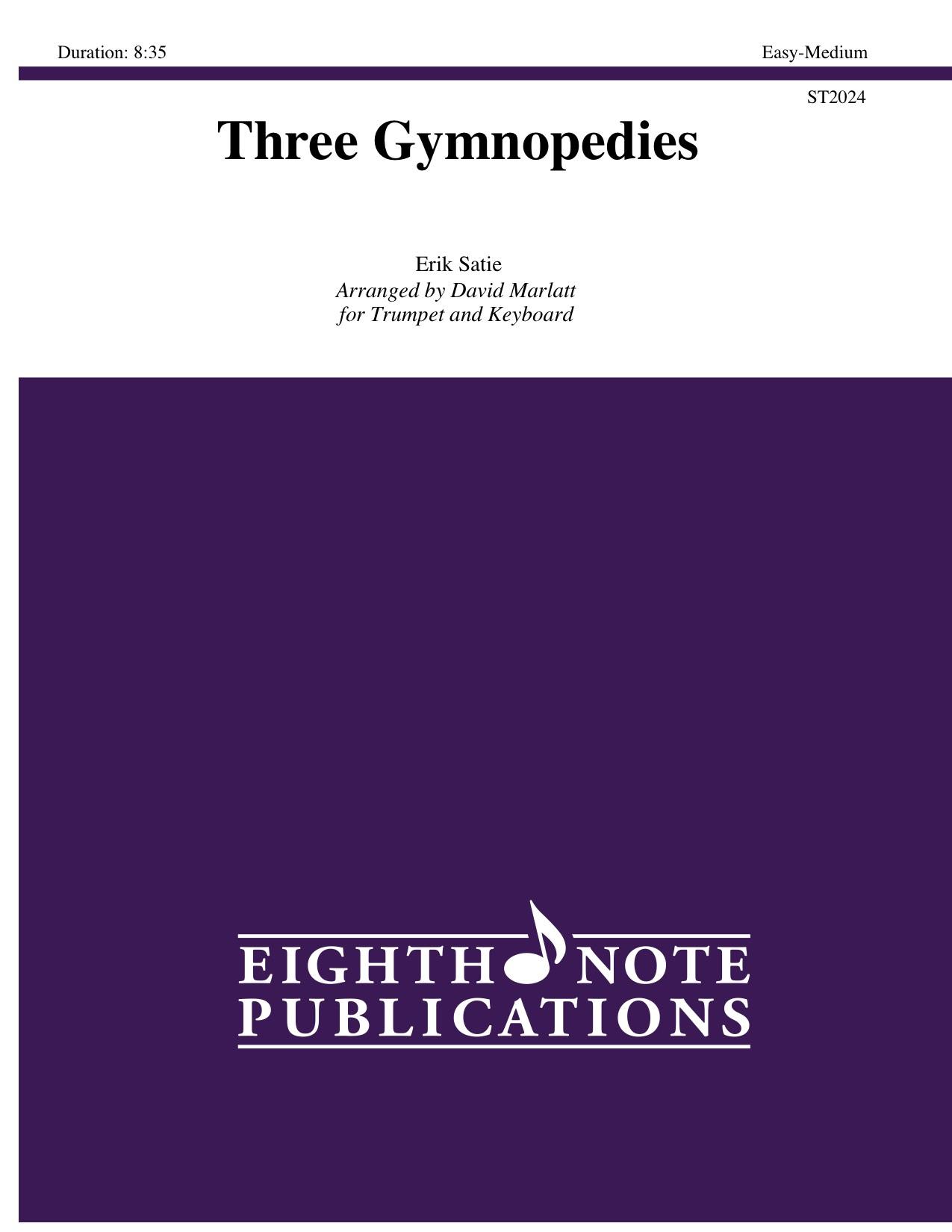 Three Gymnopedies  - Erik Satie