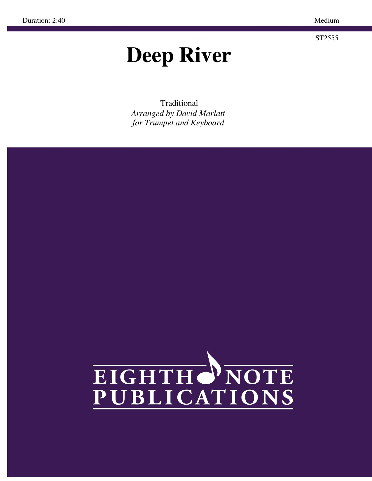 Deep River  -  Traditional