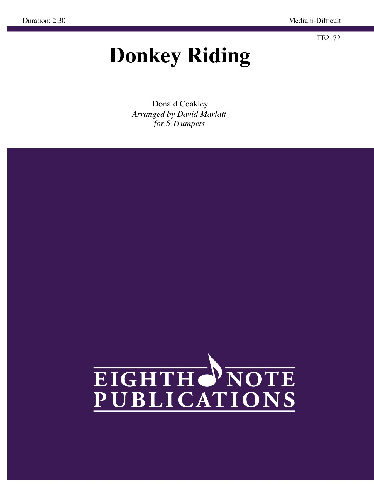 Donkey Riding  - Donald Coakley