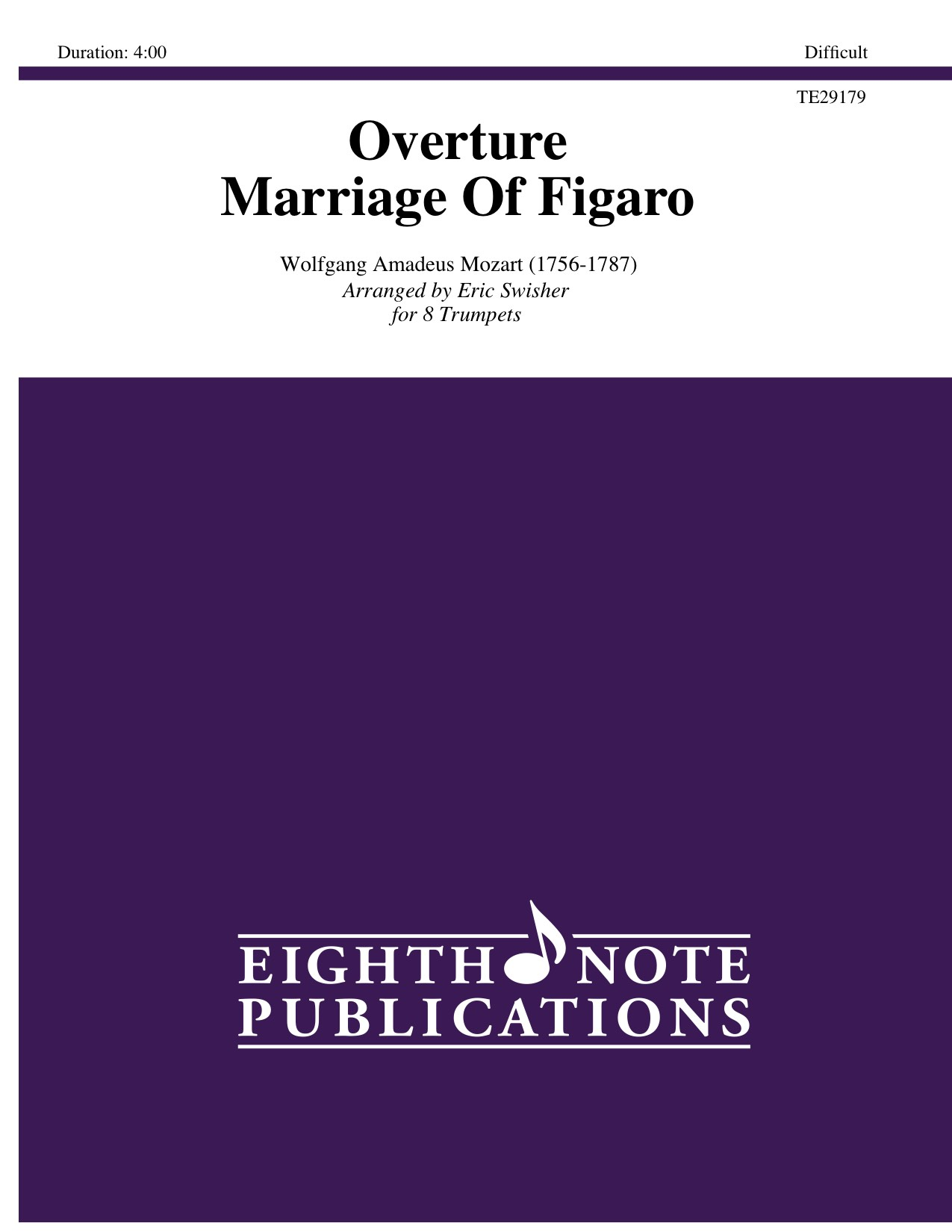 Overture - Marriage of Figaro - Wolfgang Amadeus Mozart