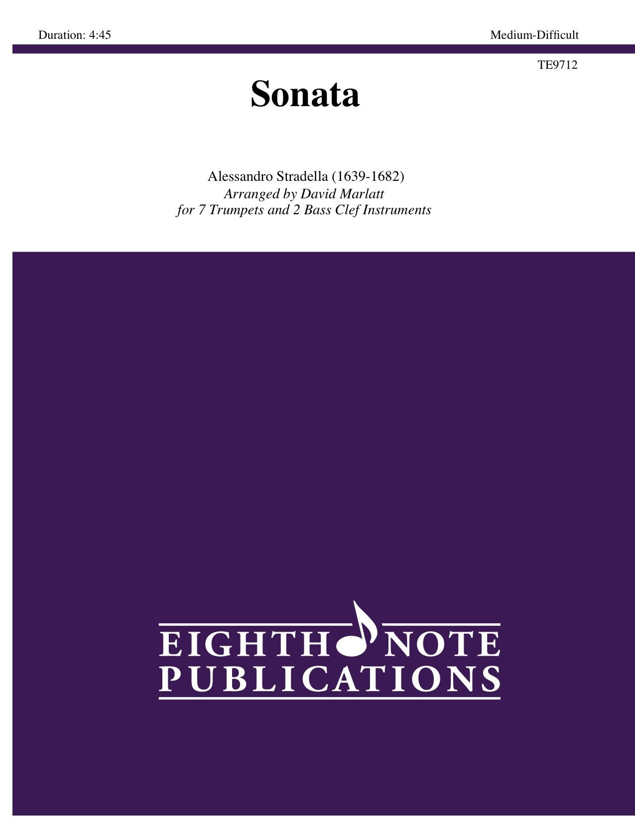 Sonata  - Alessandro Stradella